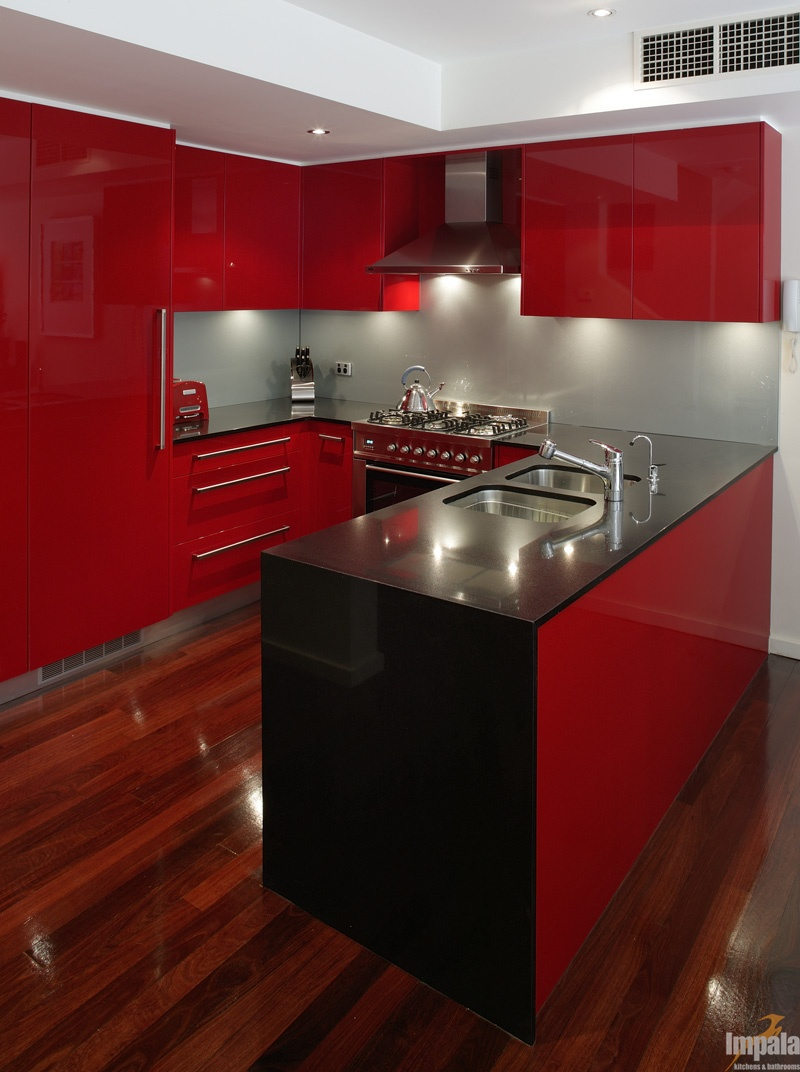 Apartment Kitchen 3