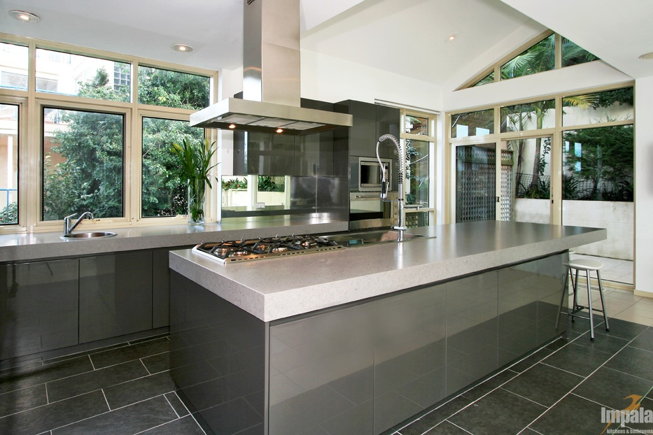 Contemporary kitchen for Modern kitchen gallery