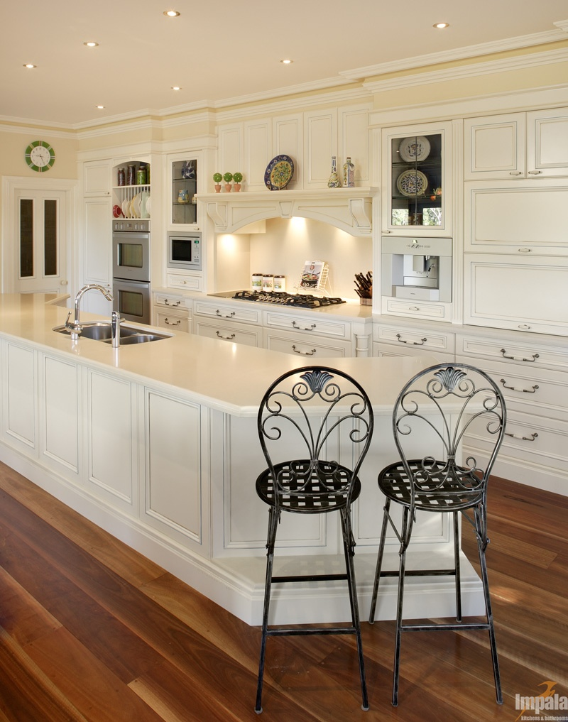 Kitchens sydney bathroom kitchen renovations sydney impala - The Result Is A Stunning Kitchen Sympathetic To The Character Of The Home Yet With All Modern Conveniences This Kitchen Has Been Featured In Various