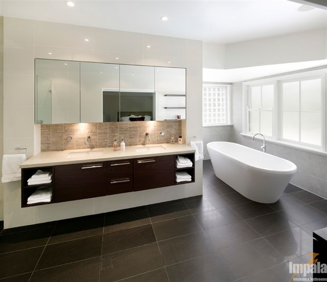 Modern bathroom 1 for Bathroom remodelling sydney