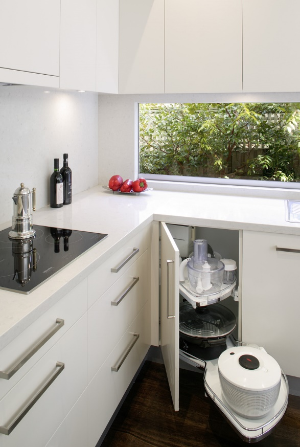 What Are Some Ideas For Kitchen Corner Cupboards