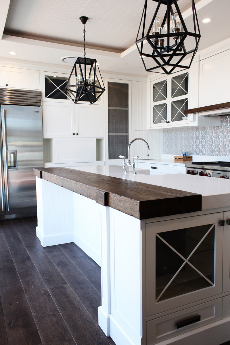 Drummoyne Hamptons Kitchen