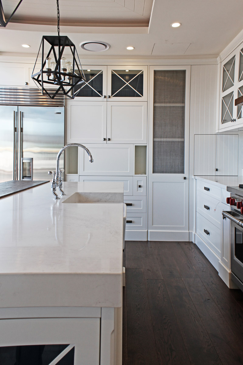 Kitchen Modern Cabinets