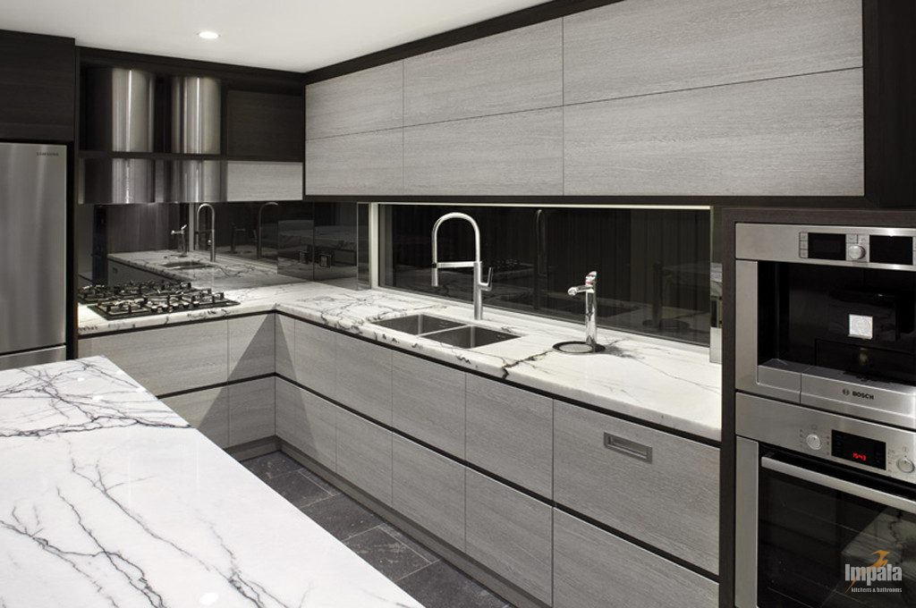 Ultra modern aesthetic for Kitchen designs bloxburg