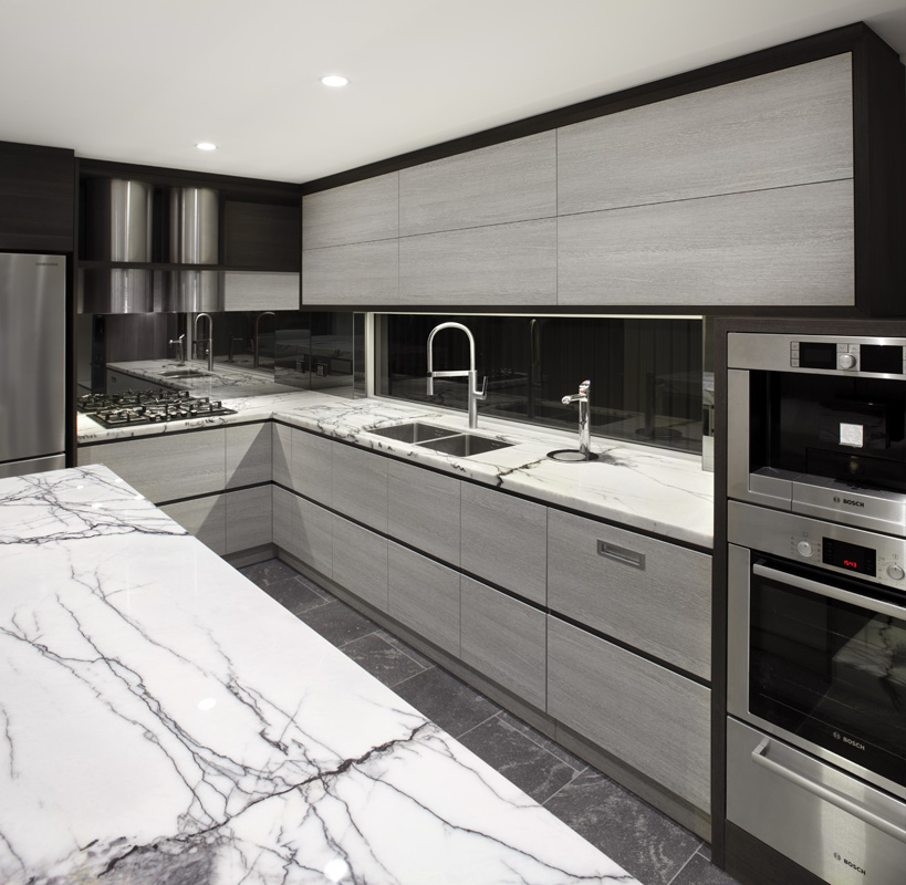 Contemporary Kitchen Vs Modern Kitchen: Ultra-Modern Aesthetic
