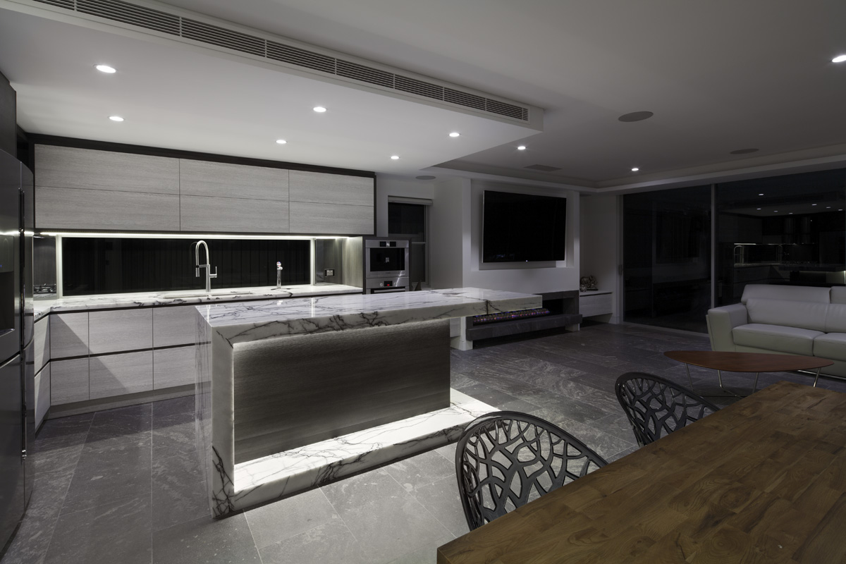 Ultra modern aesthetic for Ultra modern kitchen designs luxury
