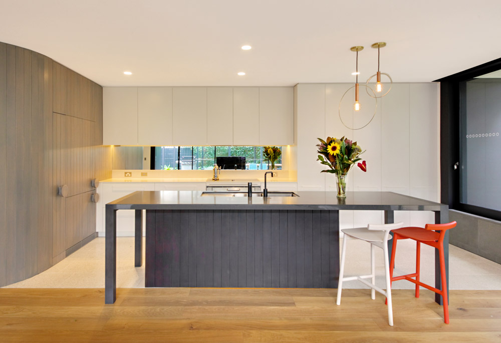 Impalau0027s Client Was Renovating A Terrace In Sydneyu0027s Inner West. The Client  Engaged Architects Jackson Teece To Design The Renovations And Joinery ... Part 63