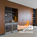 Butler Style Bar - Impala Kitchens