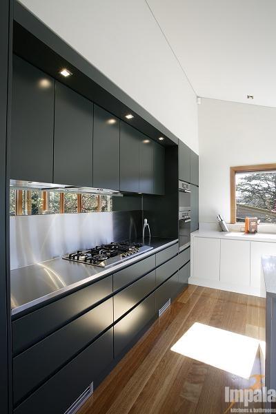 Boat House Kitchen