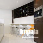 Bar with a Coffee Station - Impala Kitchens